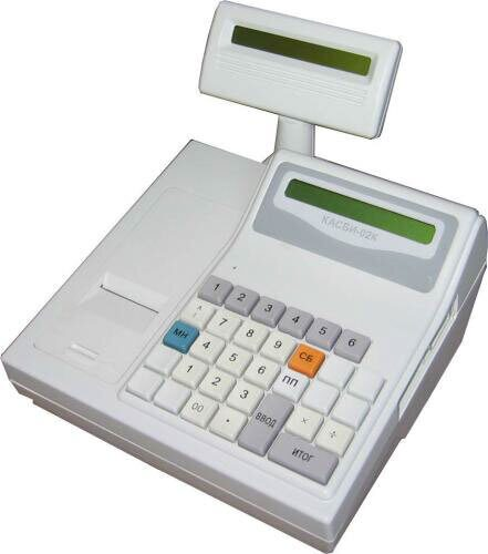 Кассовый аппарат КАСБИ-02К