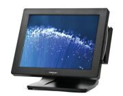"Сенсорный терминал Posiflex PS-3315E-B-RT черный, 15"" TFT, Intel Celeron J1900 2.16 GHz, SSD, 4 GB DDR3, MSR, USB, Windows POSReady 7"